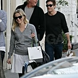 Reese, Jake and Deacon in LA