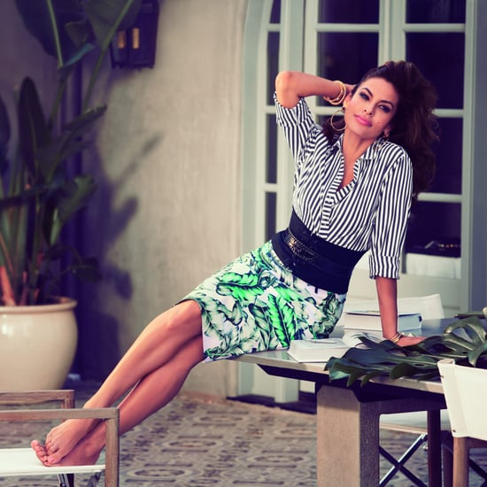 Eva Mendes New York & Co. Spring 2017 Campaign