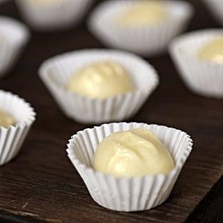 ما هي مكونات الشوكولاته البيضاء