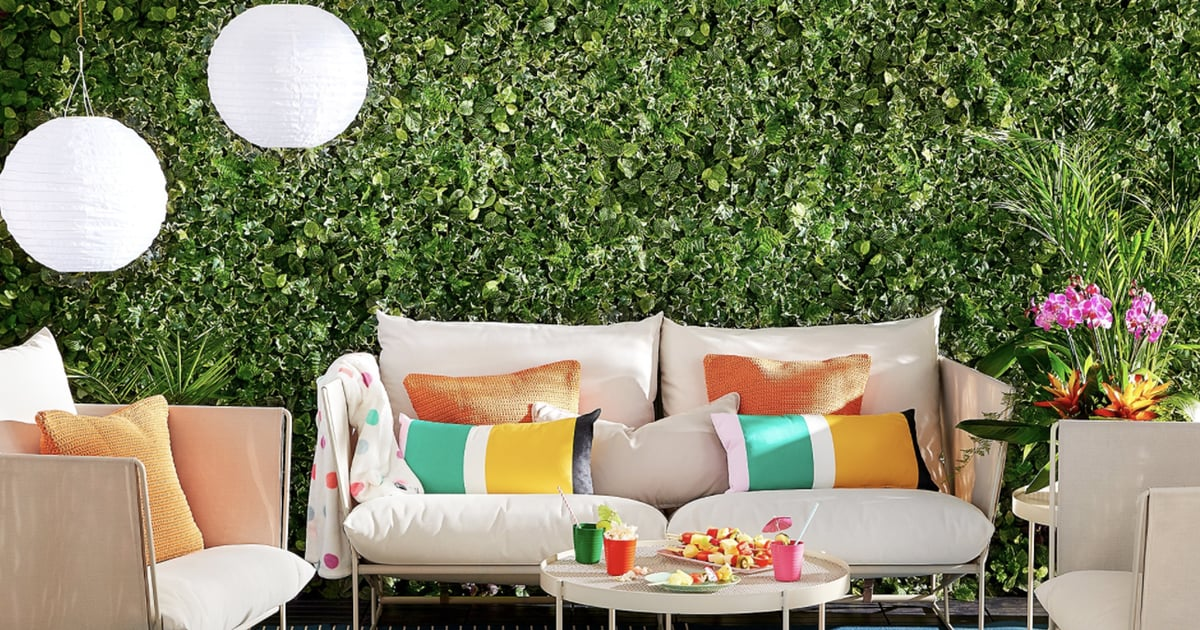 Ikea's Outdoor Furniture Will Turn Your Backyard Into a Personal Paradise