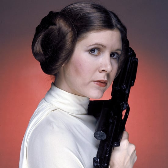 Best Carrie Fisher Princess Leia GIFs From Star Wars