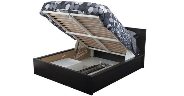 the best under the bed storage solutions popsugar home. Black Bedroom Furniture Sets. Home Design Ideas