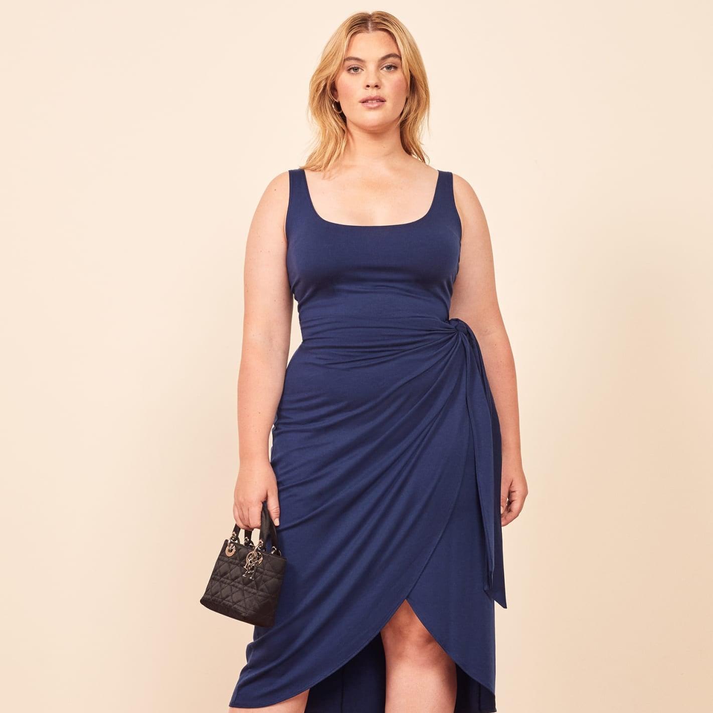 Flattering Plus-Size Dresses  POPSUGAR Fashion