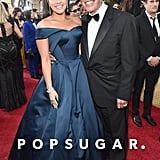 Gina Rodriguez had her dad, Genaro, by her side at the Golden Globe Awards.