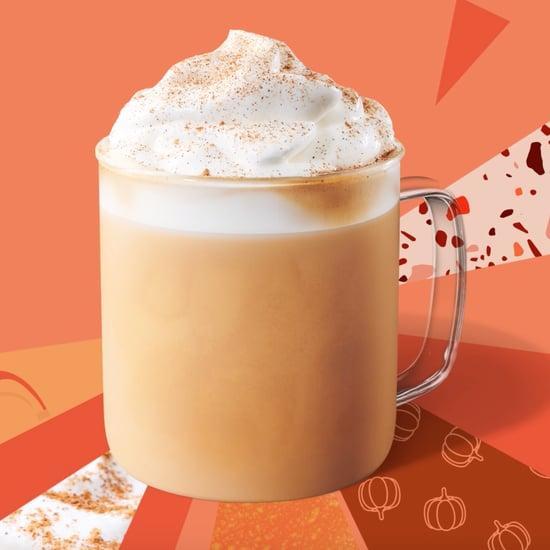 Starbucks's Pumpkin Spice Latte Returns to Autumn 2021 Menu