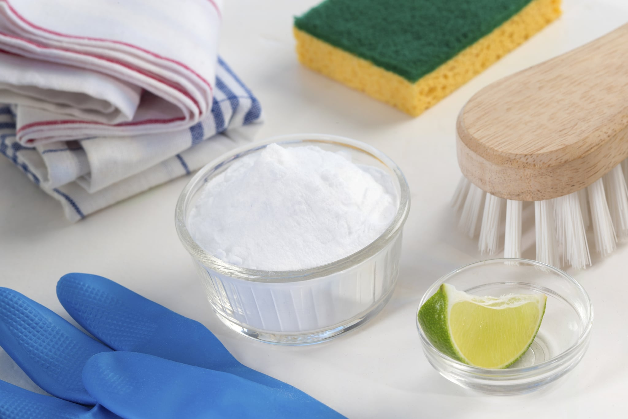 How To Clean With Baking Soda Popsugar Moms