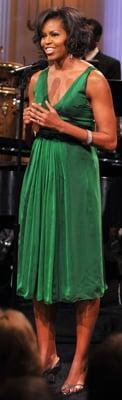 Celeb Style: Michelle Obama
