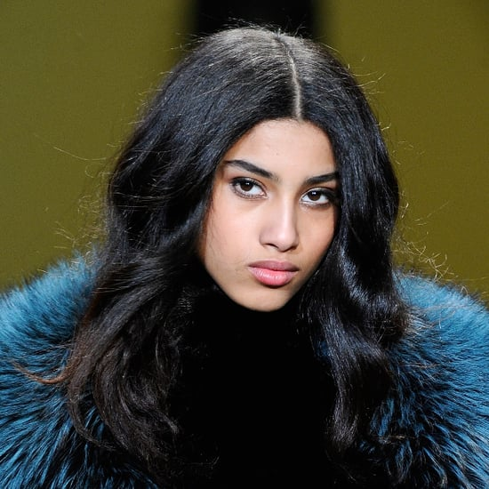 New York Fashion Week J Mendel Fall 2014 Runway Beauty