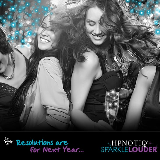 Hpnotiq SparkleLouder New Year's Eve Contest 2013