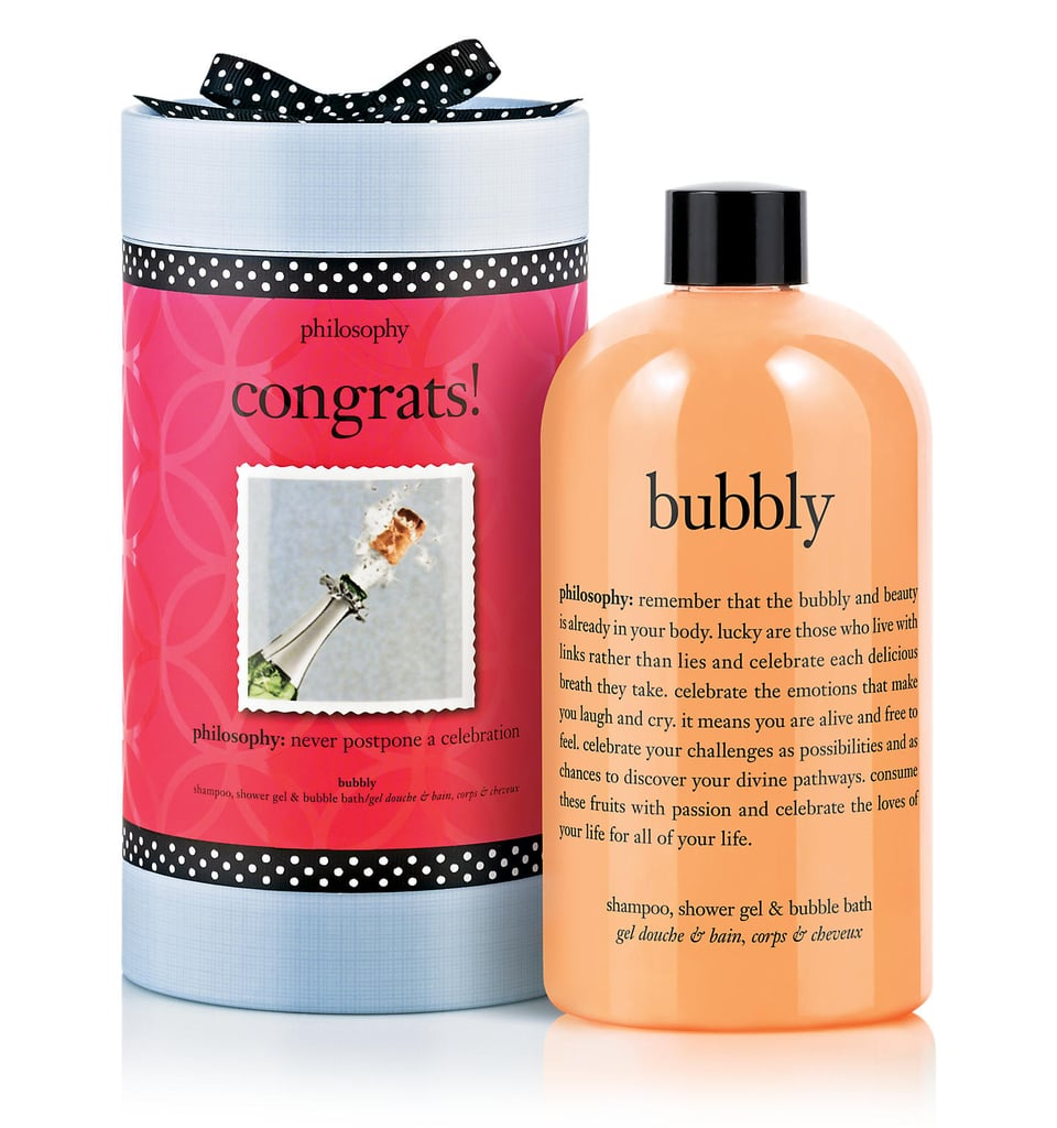 Philosophy Bubbly Shampoo, Shower Gel, & Bubble Bath