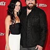 Zac Brown and Shelly Brown
