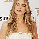 Sofia Vergara's Sandy Blond Hair