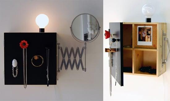 Etsy Find: Jean Pelle Vanity Cabinet