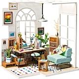 Rolife DIY Wooden Miniature Kit with Led Light-Mini House