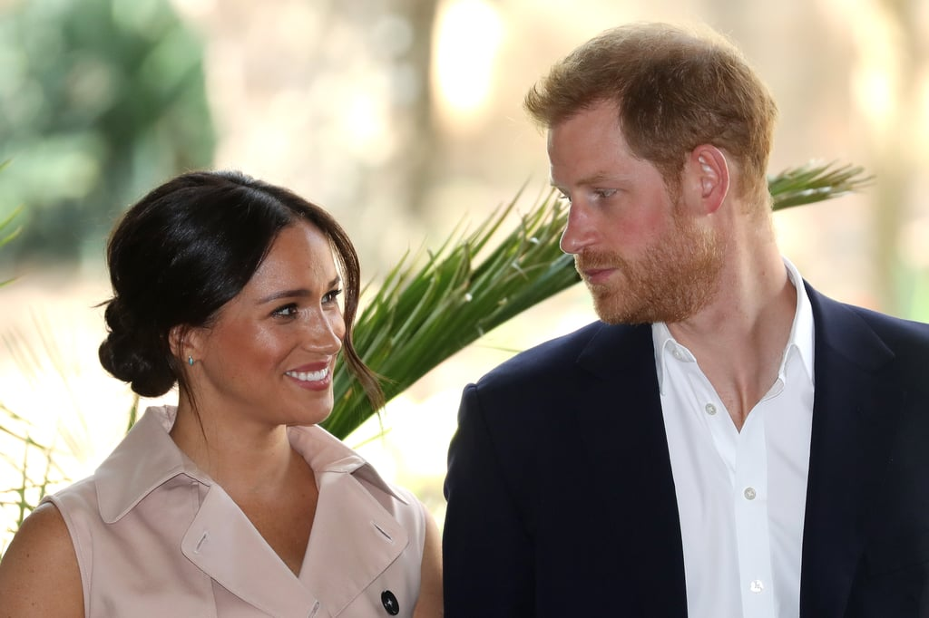 Meghan Has a Simple and Sweet Nickname For Prince Harry