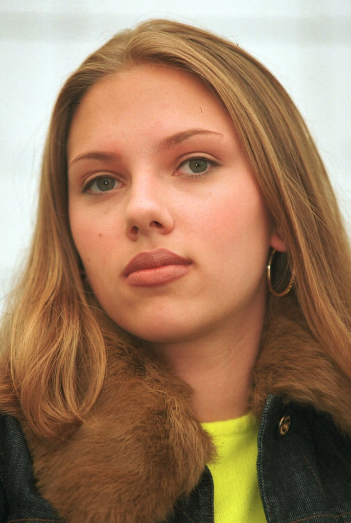 What Is Scarlett Johansson S Natural Hair Color