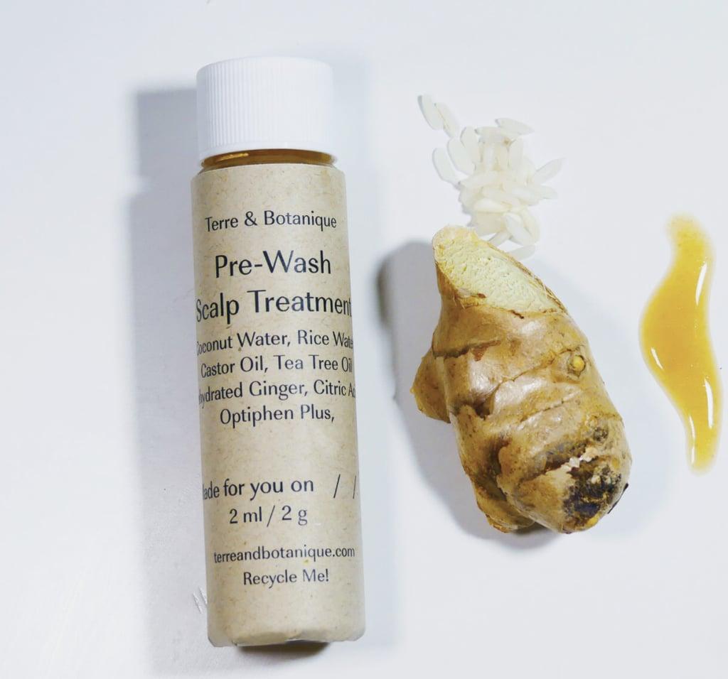 Terre & Botanique Pre-Wash Scalp Treatment