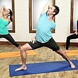 تخفيف الوزن والتخلص من السموم مع القليل من يوغا البطن المسطح