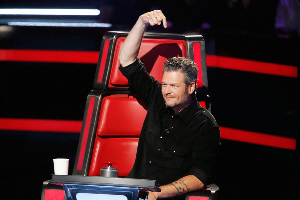 Blake Shelton's Best Moments From The Voice