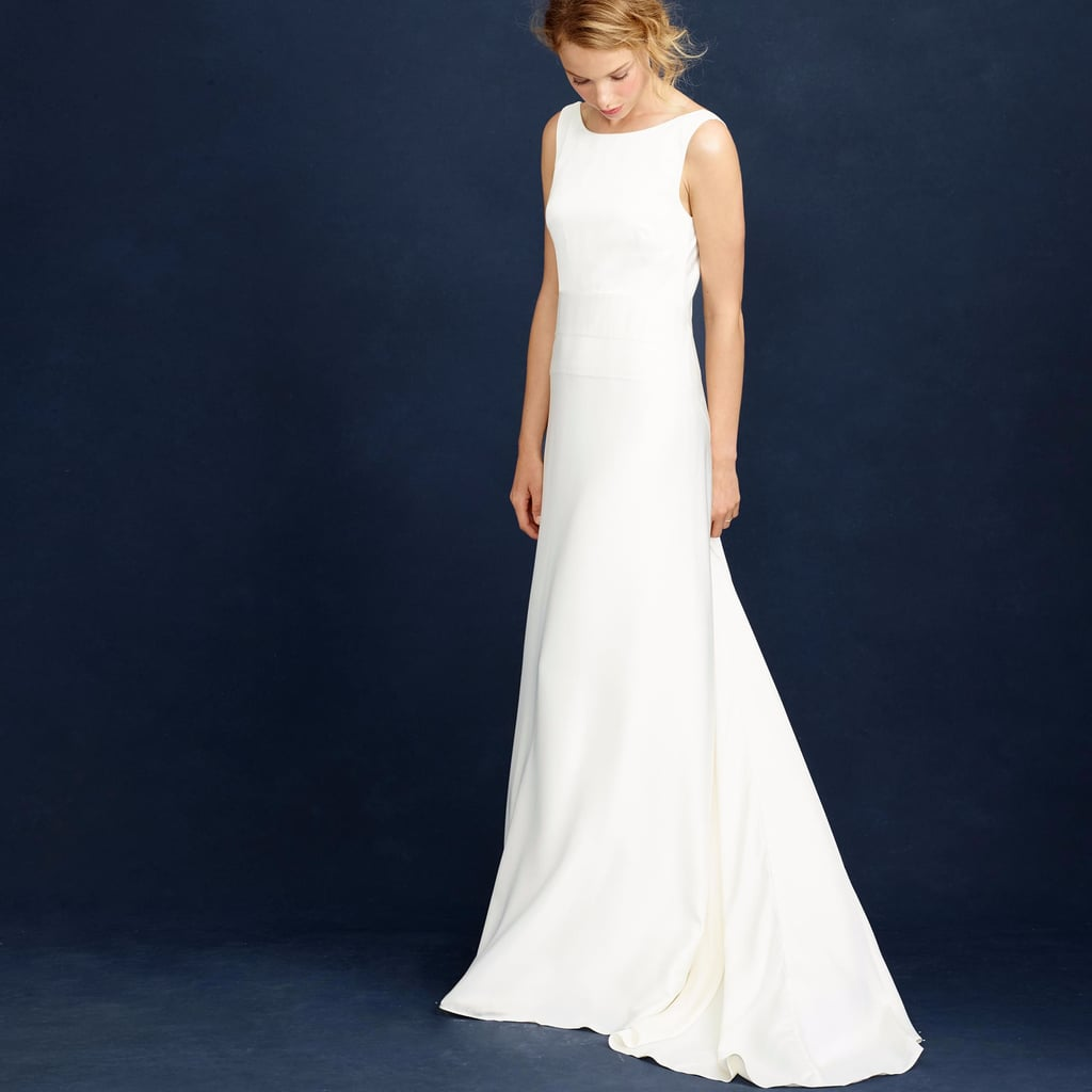 J. Crew Wedding Dresses Discontinued | POPSUGAR Fashion