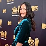 Olivia Munn at the MTV Movie & TV Awards