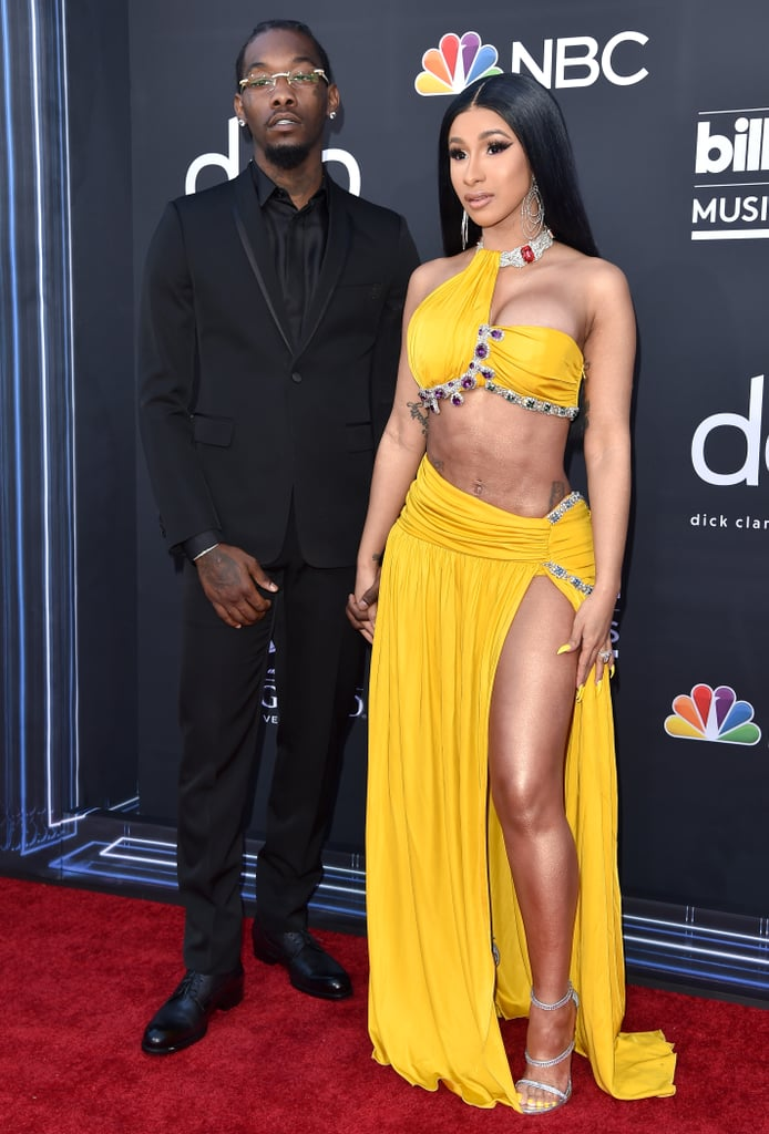 Offset Cardi B Um Yeah Instrumental: Cardi B And Offset's Style Rule For Coordinating Outfits