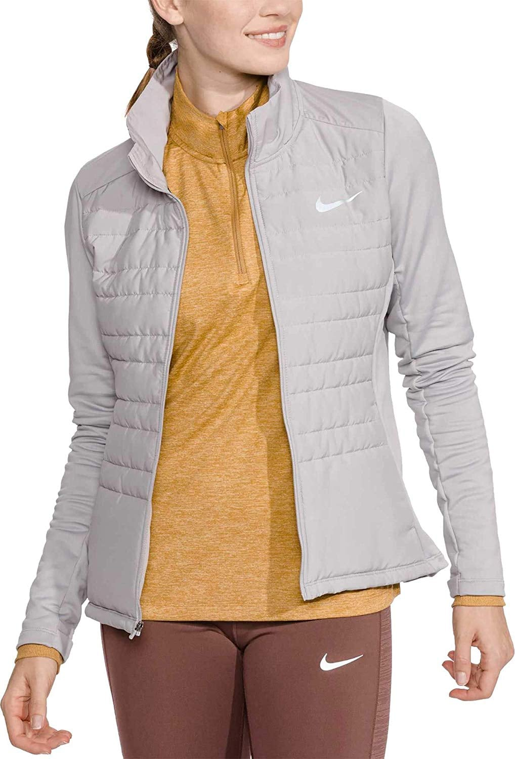 Algebraico pastor árabe  Nike Women's Essential Running Jacket | The 35 Hottest Fitness Items You  Can Buy on Amazon — From Sneakers to Weights | POPSUGAR Fitness Photo 20