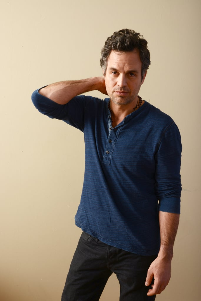 Mark Ruffalo has been in the spotlight for almost three decades now, but he still makes us weak in the knees. We fell head over heels for him in romantic comedies like 13 Going on 30 and Just Like Heaven, we were eerily turned on by him in Leonardo DiCaprio's Shutter Island, and we still seem to lose our cool over his smouldering hot Hulk scenes in Marvel movies. What can we say? Mark is truly one of those actors who gets better with age. Whether he's shirtless, clean-shaven, or sporting salt-and-pepper hair, you will no doubt get a kick out of his sexiest photos.