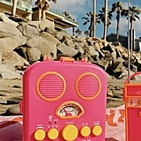 Sunnylife Beach Sounds Bluetooth Radio Speaker