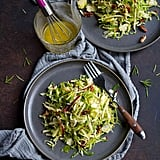 Apples and Brussels Sprouts Slaw