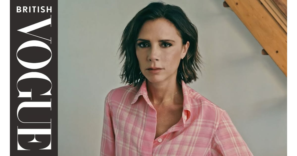 Victoria Beckham Talks...