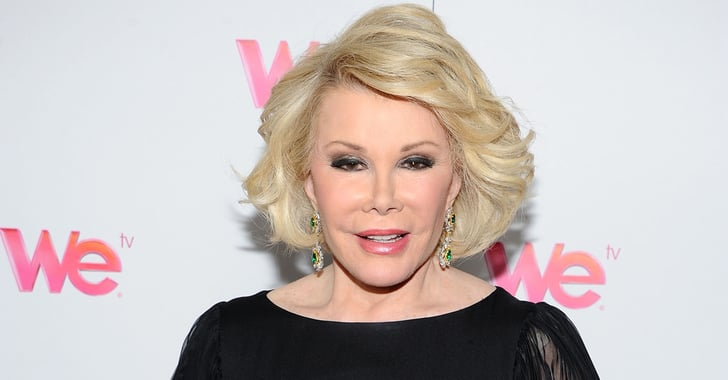 Celebrities React to Joan Rivers' Death – Read the ...