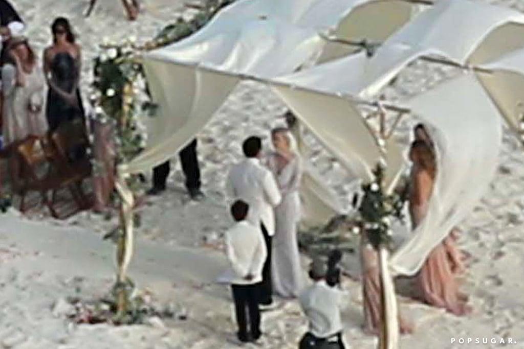 johnny depp and amber heard wedding pictures popsugar