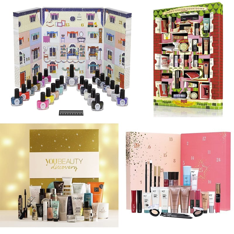 The Best Beauty Advent Calendars For Christmas 2014