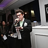Justin Warner Meant Business About Mixology