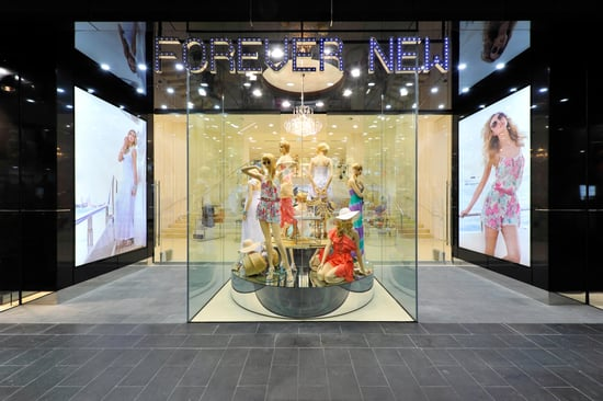Check Out Forever New's New Home at Melbourne Central