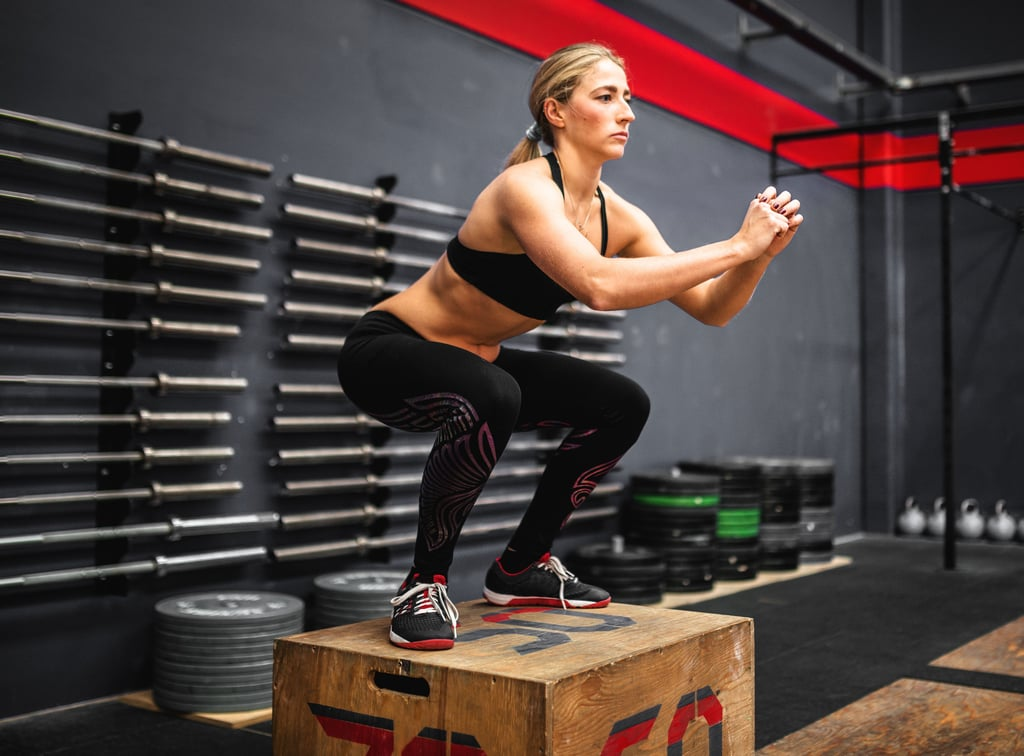 This 20-Minute CrossFit Workout Will Push You Hard and Make You Feel Alive!