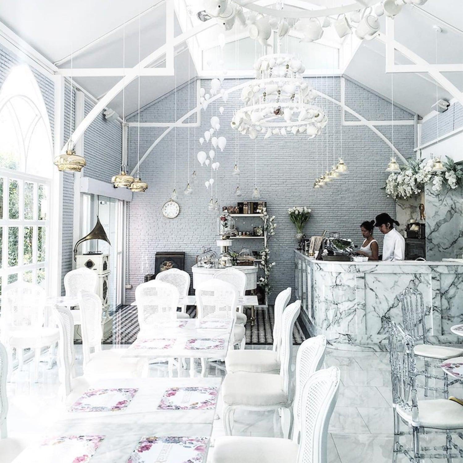 cafe reverie in thailand | popsugar smart living