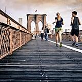 Train for a marathon together.