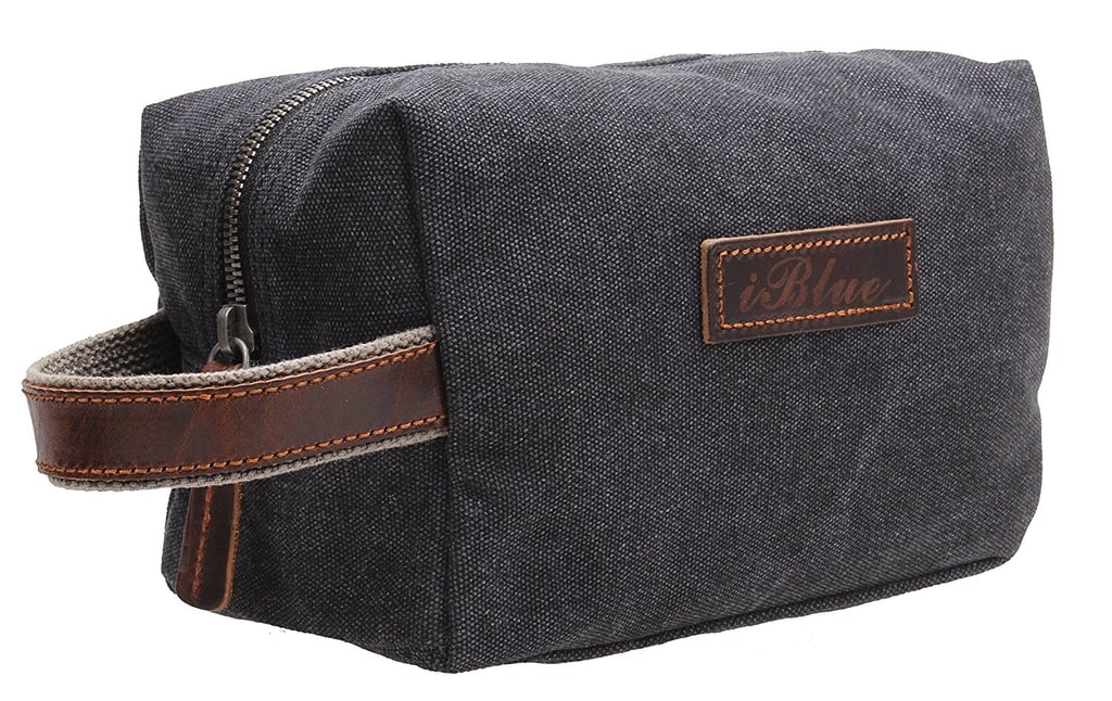 Iblue Canvas Dopp Kit