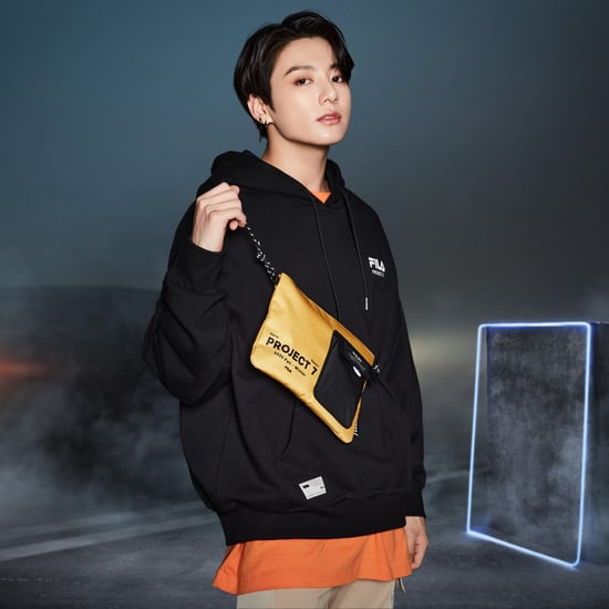 Shop Fila's BTS-Fronted Project 7 Clothing and Sneakers