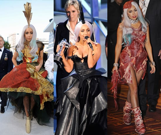 2010 MTV Video Music Awards: Lady Gaga