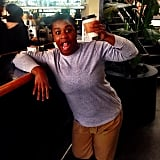 Oh hey, Crazy Eyes (Uzo Aduba)! Source: Instagram user oitnb
