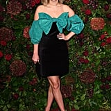Ria Zmitrowicz at the 65th Evening Standard Theatre Awards