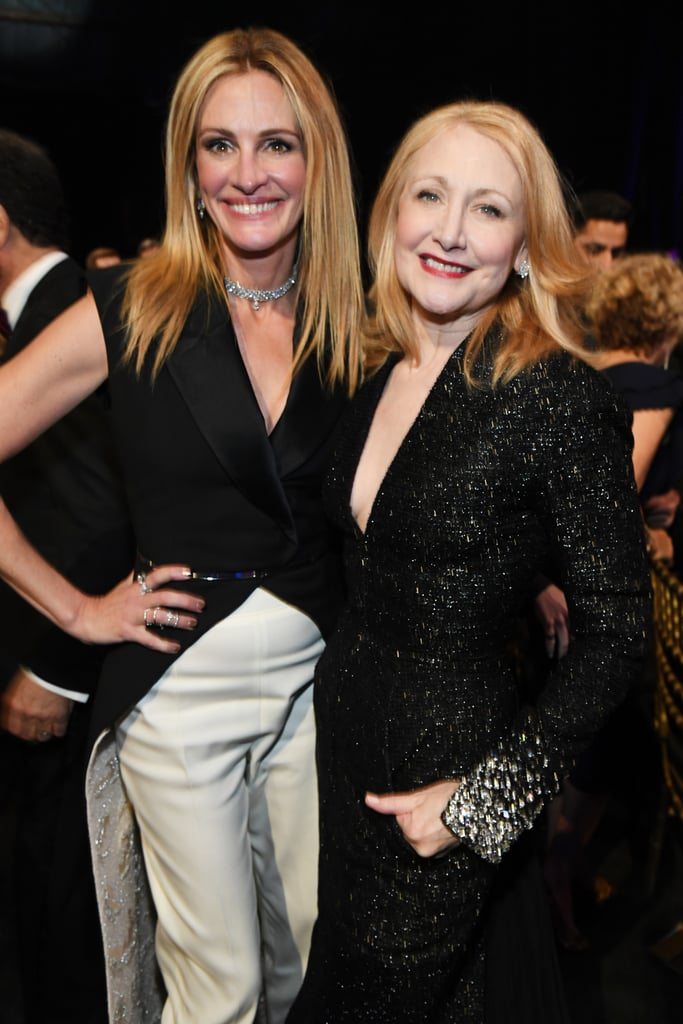 Pictured: Julia Roberts, and Patricia Clarkson