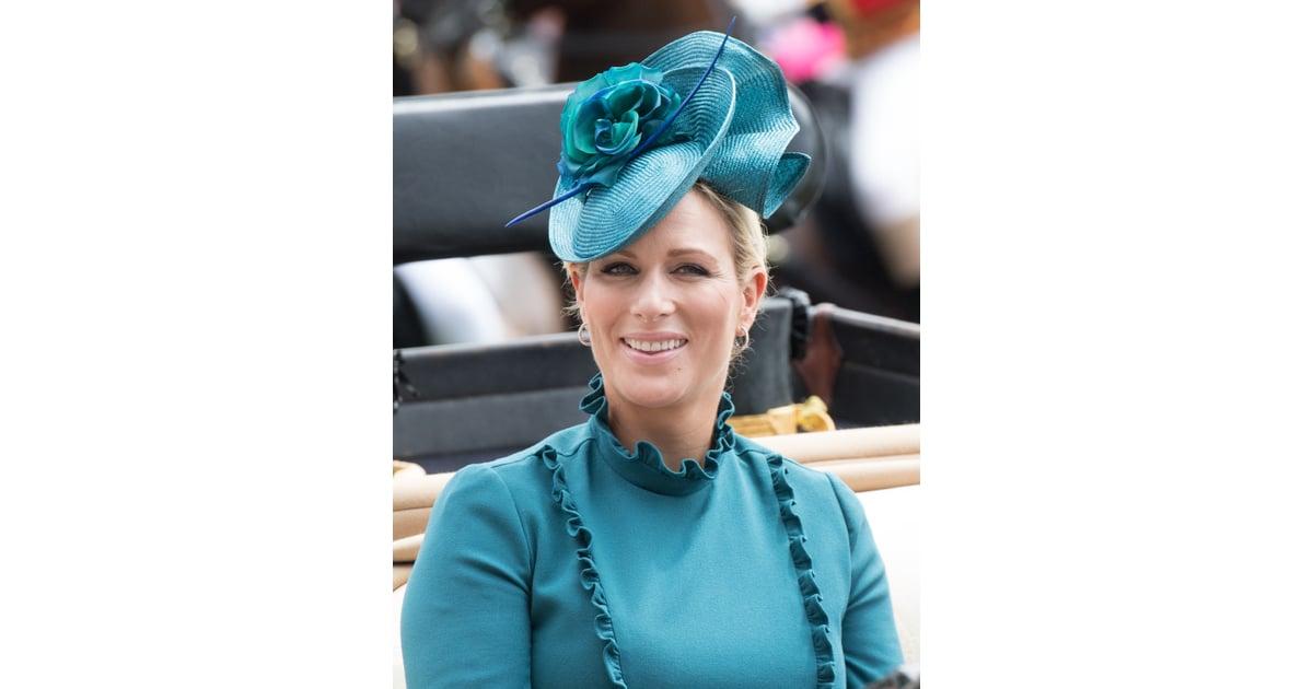 Zara Tindall at Royal Ascot | Best Hats at Royal Ascot ...