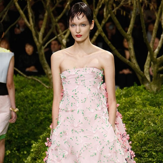 Top 10 Looks from Christian Dior Spring 2013 Couture Show