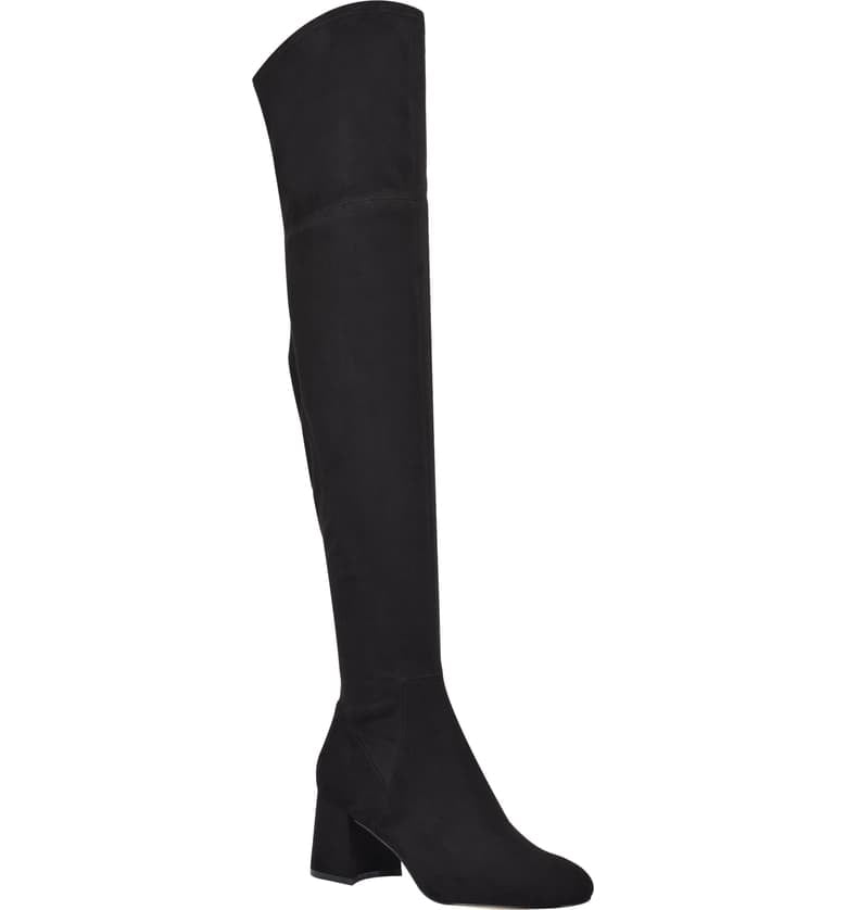 Marc Fisher LTD Yahila Over the Knee Boots