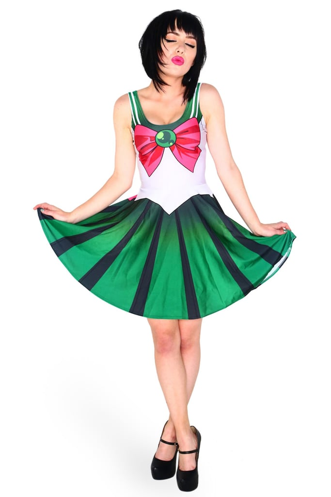 Sailor Jupiter Dress ($62)