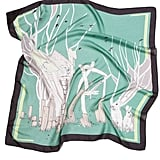 Rock Paper Cloth Playground Pals Silk Scarf